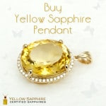Yellow Sapphire – The Gemstone Of Good Luck