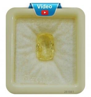 Yellow Sapphire Premium Grade