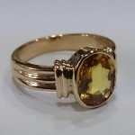 Price Of Yellow Sapphire Gemstone