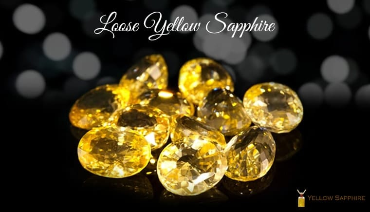Meaning Of Loose Yellow Sapphire And Tips To Buy It