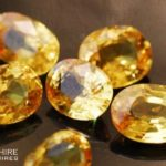 how yellow sapphire is formed