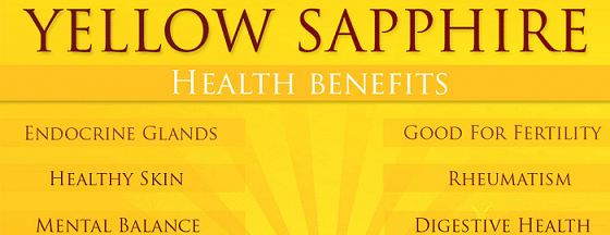Yellow Sapphire Facts