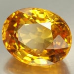 Yellow Sapphire Jewelry Items For Marriage & Wedding Anniversary