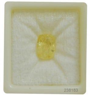 Yellow Sapphire 5.4 CT