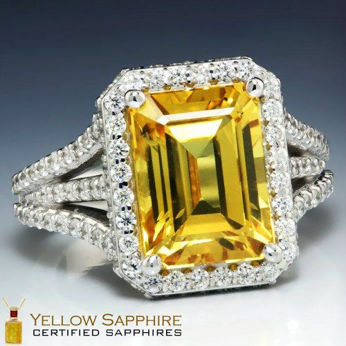 how to buy regal yellow sapphire engagement rings