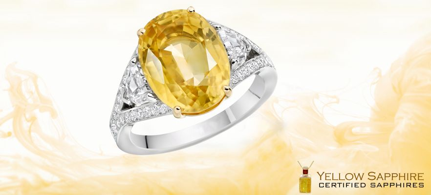 8 Points To Consider Before buying Yellow Sapphire Rings