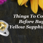 Things To Consider Before Buying Yellow Sapphire Rings