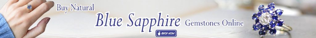 Buy Natural Blue Sapphire