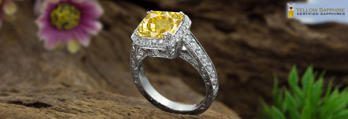 Yellow Sapphire (Pukhraj) Stone color therapy